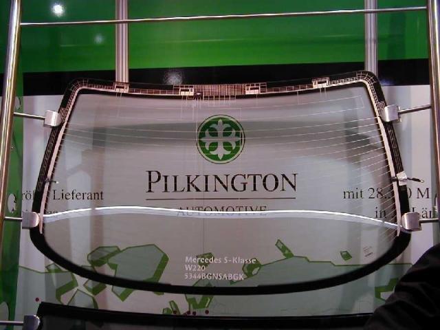 global forces at pilkington